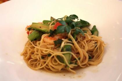 Le respect de la vrai cuisine Italienne